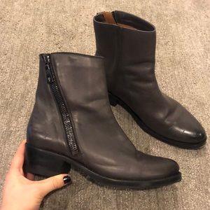 Frye Demi Boot Charcoal size 10